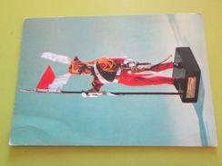 Carte Postale Publicitaire VINS DU CARROUSEL - UNIFORMES 1e EMPIRE - LANCIER POLONAIS DE LA GARDE IMPERIALE - Uniforms