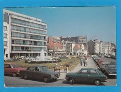 PLACE DU TRIANGLE/DRIEHOEKSPLEIN. - Knokke
