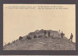 Est Africain Allemand - Congo Belge - N° 43  Un Des Sommets Du Mont Lubafu - Belgian Congo - Other