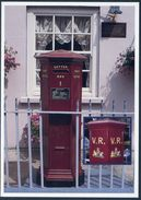 GUERNSEY - The Union Street Pillar Box - 1853 - Anthony Trollope - Boite Aux Lettres - Correos & Carteros