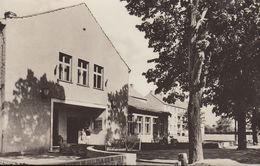 D-15328 Golzow - Kreis Seelow - Kulturhaus - Seelow
