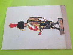 Carte Postale Publicitaire VINS DU CARROUSEL - UNIFORMES 1e EMPIRE - CHASSEUR A CHEVAL DE LA GARDE - Uniforms