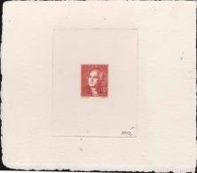 France N°581 Lavoisier épreuve D'artiste En Brun-rouge Signée Qualité: Cote: - Epreuves D'artistes
