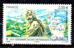 FRANCE. PA 76 De 2013 Oblitéré. Adolphe Pégoud. - Parachutisme