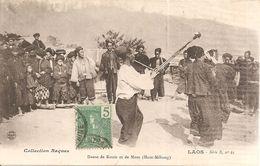 LAOS  -  Danse De Kouis Et De Maos  ( Haut - Mekong ) - Laos