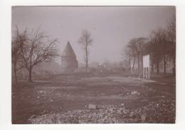 ° 57 ° METZ ° REMPART  SERPENOISE EN DEMOLITION ° 1902 ° - Photographs