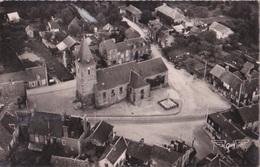 BELLOU EN HOULME (61) - L'Eglise Et La Place - 1956 - Artaud 6 - France