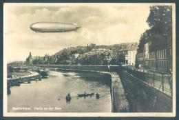 Saar Saarbrucken Zeppelin Dirigeable - Saarbruecken
