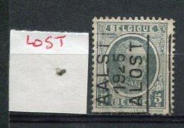 PREOBLITERES - AALSI - LOST 1925 - Precancels