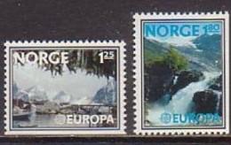 Europa/Cept, Norwegen  742/43, Xx  (V 491) - Europa-CEPT