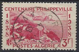 Argelia U 145 (o) Usado. 1938 - Algérie (1924-1962)