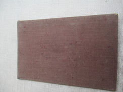 Carte  D'Identité Ancienne à 3 Volets/Commissariat  De Police/Tanpin Denise ép. Vallet/Coulanges Les Nevers/1940   AEC70 - Unclassified