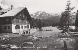 Autriche - Alpengasthof Obernbergersee - Autriche