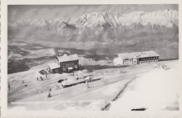 Autriche - Patscherkofelschutzhaus - Hotel - Innsbruck - Ski - Innsbruck
