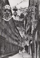 Autriche - Salzburg - Getreidegasse - Commerces Enseignes - Salzburg Stadt