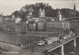 Autriche - Salzburg - Staatsbrücke - Automobiles Autocars - Salzburg Stadt