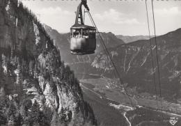 Autriche - Dachstein-Seilbahn - Blick Auf Obertraun Und Hallstätter See - Télécabine - Hallstatt