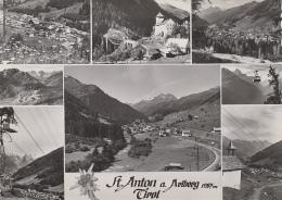 Autriche - St. Anton Am Arlberg - 1958 - St. Anton Am Arlberg