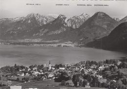Autriche - Sankt Gilgen Am Wolfgangsee - Panorama - Salzburg Stadt