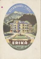 Autriche - Kitzbühel - Hotel Erika Pension Schroffner - Kitzbühel