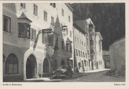 Autriche - Rattenberg - Strasse - Gasthof Lederebrau - Robert Löbl - Automobile - Kufstein