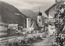 Autriche - St. Anton Am Arlberg - Kirche - St. Anton Am Arlberg