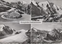 Autriche -  Grossglockner Hochalpenstrasse - Panoramas - Glacier - Autriche