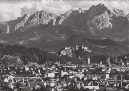 Autriche - Salzburg Die Alpenstadt Mit Hohem - 1955 - Salzburg Stadt