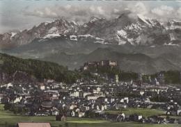 Autriche - Salzburg - Panorama - Salzburg Stadt