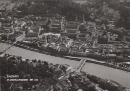 Autriche - Salzburg - Fligeraufnahme - Salzburg Stadt
