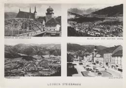 Autriche - Leoben Steiermark - Carte-Photo - Foto Max Mayer - 1960 - Leoben