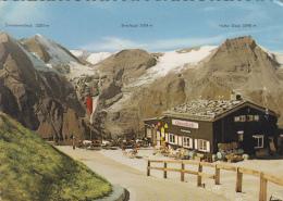 Autriche - Grossglockner Hochalpenstrasse - Edelweisshütte - Autriche