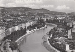 Autriche - Wien - Donaukanal Mit Kahlen U. Leopoldsberg - Vienne