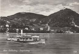 Autriche - Wien - Kahlenberg - Leopoldsberg - Bâteau Vapeur - Vienne