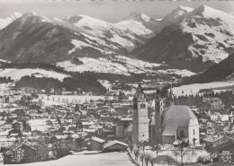 Autriche - Kitzbühel - Panorama - 1955 - Kitzbühel