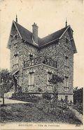 - Depts Div.-ref-TT230- Yvelines - Montigny Le Bretonneux - Villa Du Panorama - Villas - Carte Bon Etat - - Montigny Le Bretonneux