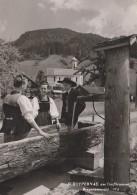 Autriche - Schoppernau Am Dorfbrunnen - Folklore - Bregenz