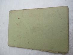 Carte  D'Identité Ancienne à 2 Volets/Mairie De Coulanges Les Nevers/Niévre/Vallet François/ 1943              AEC72 - Unclassified