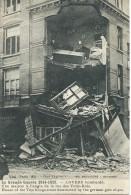 Antwerpen Anvers La Grande Guerre 1914 - 1915 Une Maison à L'angle De La Rue Des Trois-Rois - Antwerpen