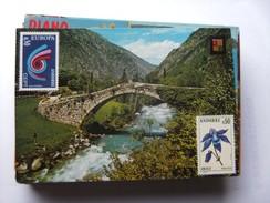 Andorra Andorre  With Bridge In Landscape - Andorra