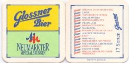 #D158-119 Viltje Glossner - Sous-bocks