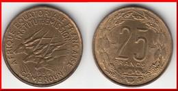 QUALITE **** CAMEROUN - CAMEROON - AFRIQUE EQUATORIALE - 25 FRANCS 1958 **** EN ACHAT IMMEDIAT !!! - Cameroon