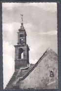 Carte Postale 29. Île De Sein  Le Clocher De L'église   Trés Beau Plan - Ile De Sein