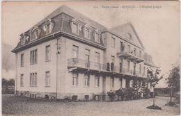 Haut  Rhin : Alsace :  MOOSCH : L  Hopital  Jungck - Autres Communes