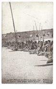 Duitsch Oost Afrika / Est Africain Allemand - Belgische Bezetting - Advertentie Postkaart - Dragers / Porteurs - 1917 - Rwanda