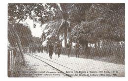 Duitsch Oost Afrika / Est Africain Allemand - Belgische Bezetting - Advertentie Kaart - Intrede Belgen In Tabora - 1917 - Tanzanie