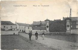 Fontaine-l'Evêque NA34: Place De L'Esplanade - Fontaine-l'Evêque