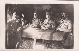 Hecken (?) - La Hetraie - Mars 1915 - WW1 - Carte Photo - France