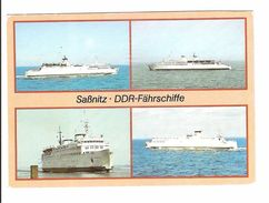Saßnitz DDR-Fährschiffe - MULTI VUES - Allemagne