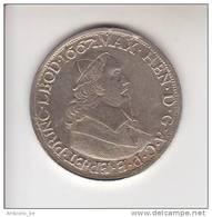 Probablement Copie De Monnaie De 1667 - à Identifier - Monnaies